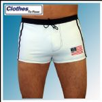 Mens Swim Trunks - USA